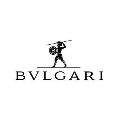 Design bvlgari logo Fake Temporary Water Transfer Tattoo Stickers No.100457