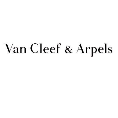 Design Van Cleef & Arpels logo Fake Temporary Water Transfer Tattoo Stickers No.100476