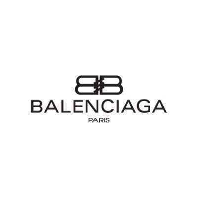Design balenciaga logo Water Transfer Temporary Tattoo(fake Tattoo) Stickers No.100009