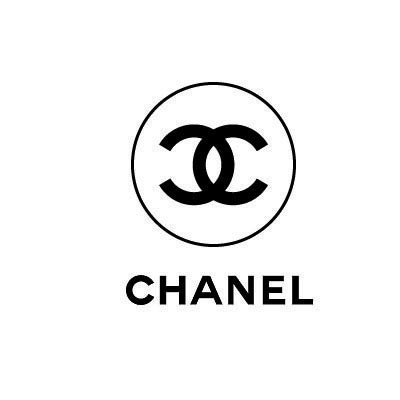 Design chanel logo Water Transfer Temporary Tattoo(fake Tattoo) Stickers No.100019