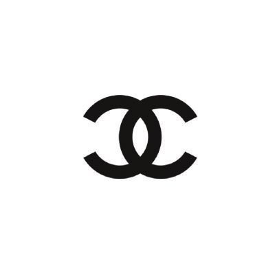 Design chanel logo Water Transfer Temporary Tattoo(fake Tattoo) Stickers No.100020