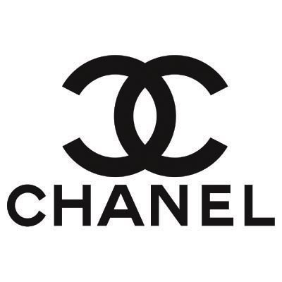 Design chanel logo Water Transfer Temporary Tattoo(fake Tattoo) Stickers No.100025