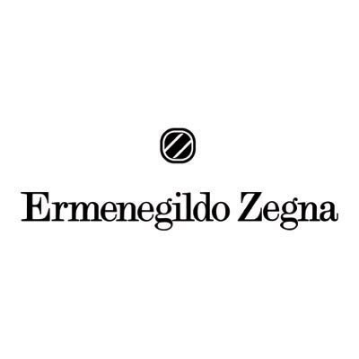 Design ermenegildo zegna logo Fake Temporary Water Transfer Tattoo Stickers No.100314