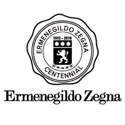 Design ermenegildo zegna logo Fake Temporary Water Transfer Tattoo Stickers No.100315