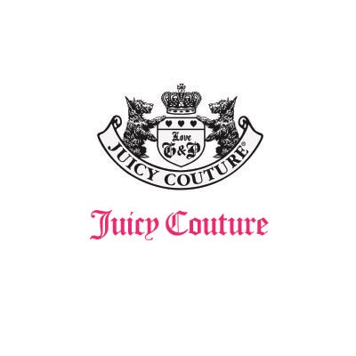 Design Juicy Couture logo Fake Temporary Water Transfer Tattoo Stickers No.100316