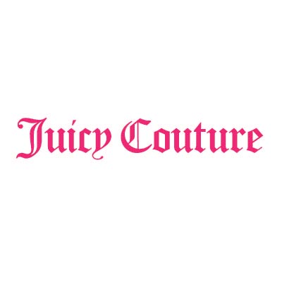Design Juicy Couture logo Fake Temporary Water Transfer Tattoo Stickers No.100318