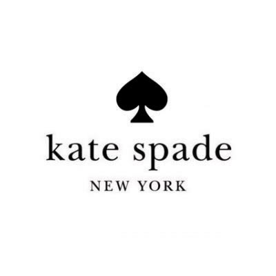 Design kate spade logo Water Transfer Temporary Tattoo(fake Tattoo) Stickers No.100055