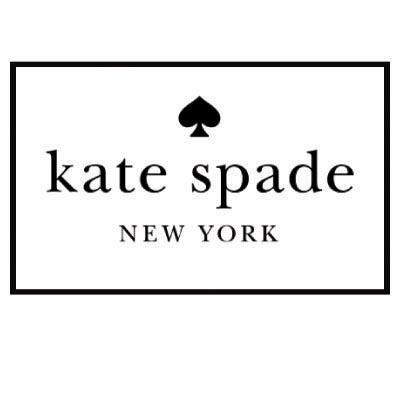 Design kate spade logo Water Transfer Temporary Tattoo(fake Tattoo) Stickers No.100057