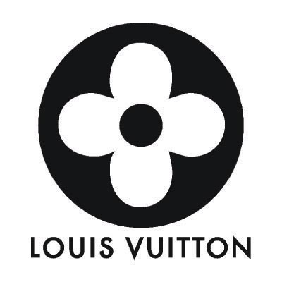 Design louis vuitton logo Water Transfer Temporary Tattoo(fake Tattoo) Stickers No.100065