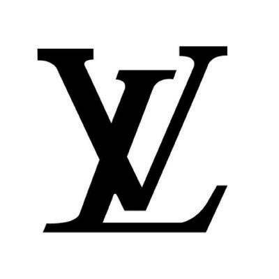 Design louis vuitton logo Water Transfer Temporary Tattoo(fake Tattoo) Stickers No.100069