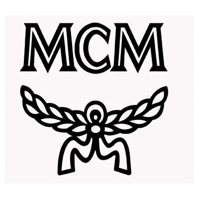 Design mcm worldwide logo Water Transfer Temporary Tattoo(fake Tattoo) Stickers No.100075