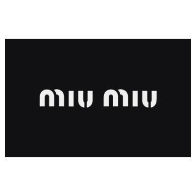 Design miu miu logo Water Transfer Temporary Tattoo(fake Tattoo) Stickers No.100084