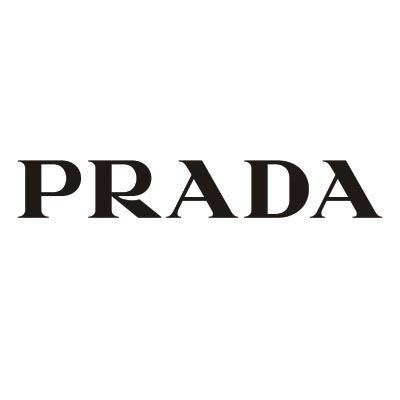 Design prada logo Water Transfer Temporary Tattoo(fake Tattoo) Stickers No.100092