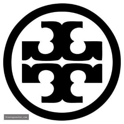 Design tory burch logo Water Transfer Temporary Tattoo(fake Tattoo) Stickers No.100098