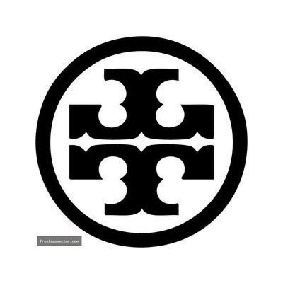Design tory burch logo Water Transfer Temporary Tattoo(fake Tattoo) Stickers No.100101