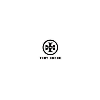 Design tory burch logo Water Transfer Temporary Tattoo(fake Tattoo) Stickers No.100102