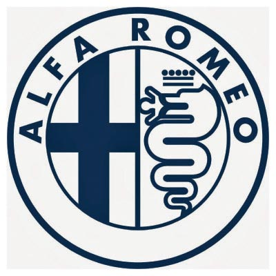 Design alfa romeo logo Water Transfer Temporary Tattoo(fake Tattoo) Stickers No.100106