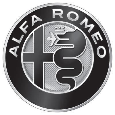 Design alfa romeo logo Water Transfer Temporary Tattoo(fake Tattoo) Stickers No.100109