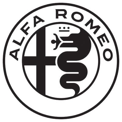 Design alfa romeo logo Water Transfer Temporary Tattoo(fake Tattoo) Stickers No.100110