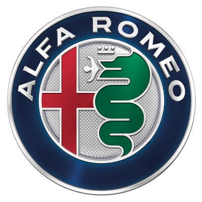Design alfa romeo logo Water Transfer Temporary Tattoo(fake Tattoo) Stickers No.100111