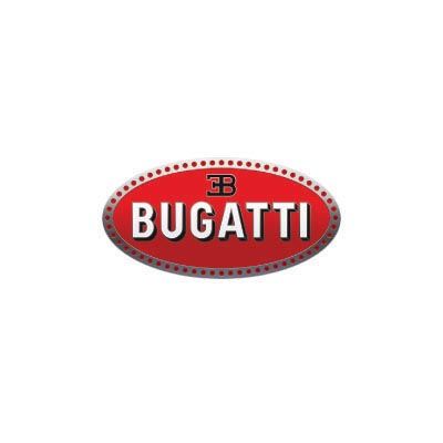 Design bugatti logo Water Transfer Temporary Tattoo(fake Tattoo) Stickers No.100127