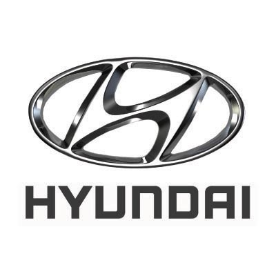 Design hyundai logo Water Transfer Temporary Tattoo(fake Tattoo) Stickers No.100174
