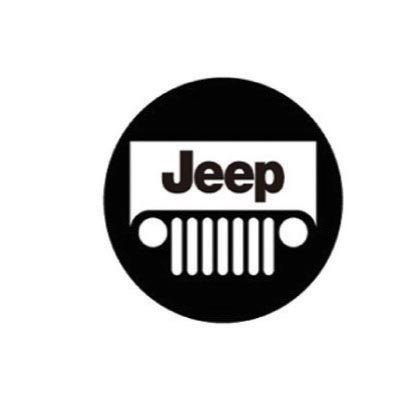 Design jeep logo Water Transfer Temporary Tattoo(fake Tattoo) Stickers No.100185
