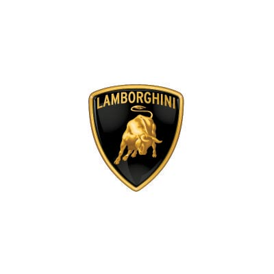 Design lamborghini logo Water Transfer Temporary Tattoo(fake Tattoo) Stickers No.100197