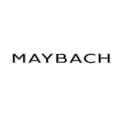 Design maybach logo Water Transfer Temporary Tattoo(fake Tattoo) Stickers No.100211