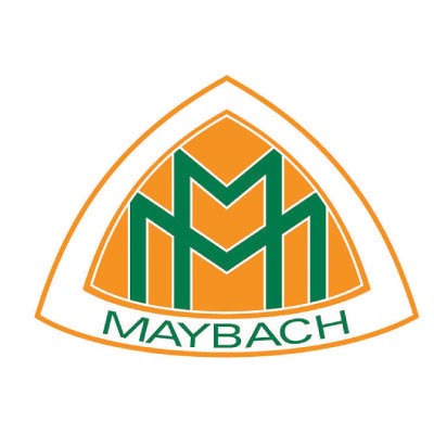 Design maybach logo Water Transfer Temporary Tattoo(fake Tattoo) Stickers No.100213