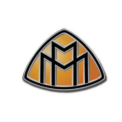 Design maybach logo Water Transfer Temporary Tattoo(fake Tattoo) Stickers No.100214