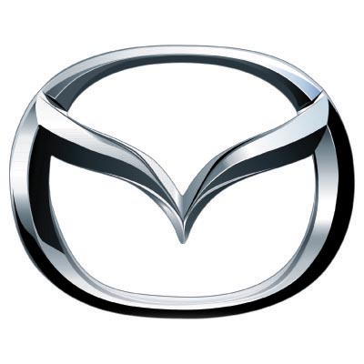 Design mazda logo Water Transfer Temporary Tattoo(fake Tattoo) Stickers No.100215