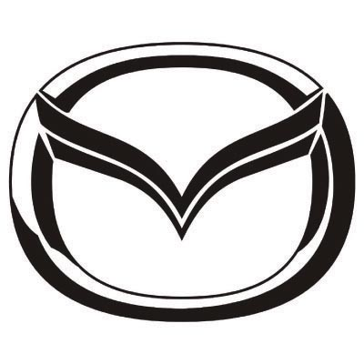 Design mazda logo Water Transfer Temporary Tattoo(fake Tattoo) Stickers No.100221