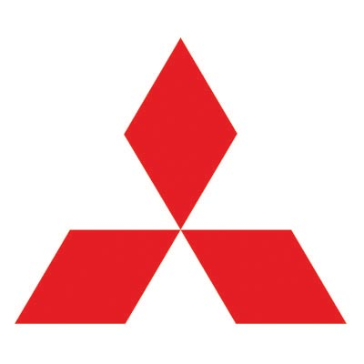 Design mitsubishi logo Water Transfer Temporary Tattoo(fake Tattoo) Stickers No.100235