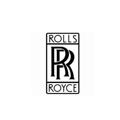 Design rolls-royce logo Water Transfer Temporary Tattoo(fake Tattoo) Stickers No.100266