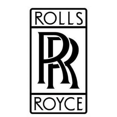Design rolls-royce logo Water Transfer Temporary Tattoo(fake Tattoo) Stickers No.100268