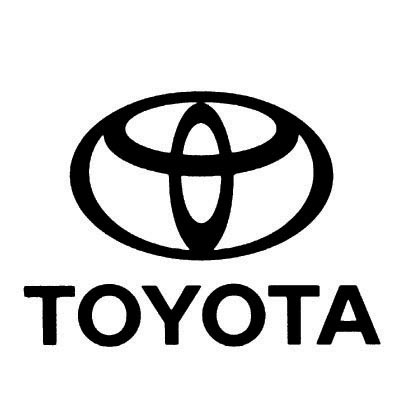 Design toyota logo Water Transfer Temporary Tattoo(fake Tattoo) Stickers No.100292