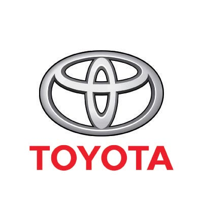 Design toyota logo Water Transfer Temporary Tattoo(fake Tattoo) Stickers No.100293