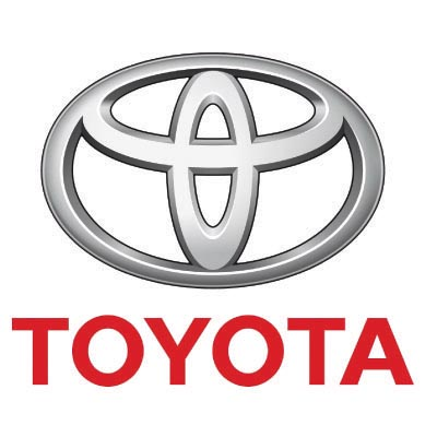 Design toyota logo Water Transfer Temporary Tattoo(fake Tattoo) Stickers No.100294