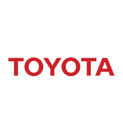 Design toyota logo Water Transfer Temporary Tattoo(fake Tattoo) Stickers No.100295
