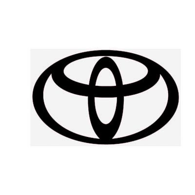 Design toyota logo Water Transfer Temporary Tattoo(fake Tattoo) Stickers No.100298