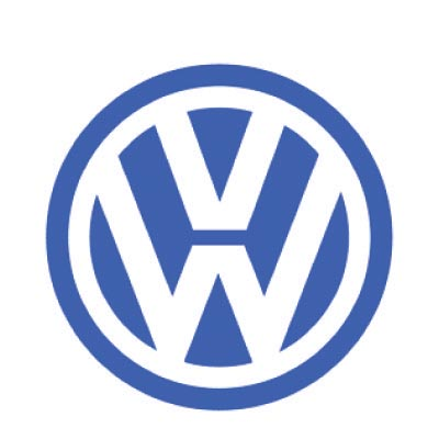 Design volkswagen logo Fake Temporary Water Transfer Tattoo Stickers No.100300
