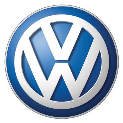 Design volkswagen logo Fake Temporary Water Transfer Tattoo Stickers No.100302