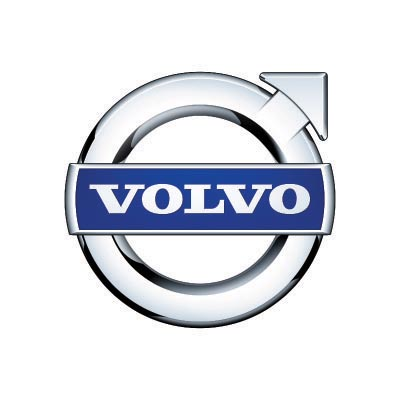 Design volvo logo Fake Temporary Water Transfer Tattoo Stickers No.100307