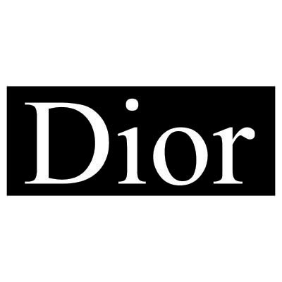 Design dior logo Fake Temporary Water Transfer Tattoo Stickers No.100337