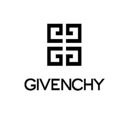 Design givenchy logo Fake Temporary Water Transfer Tattoo Stickers No.100348