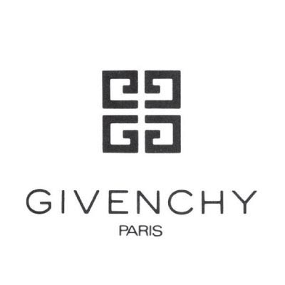 Design givenchy logo Fake Temporary Water Transfer Tattoo Stickers No.100349