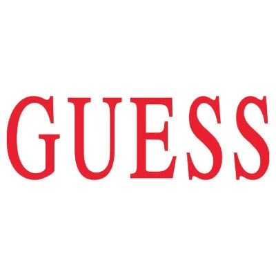 Design guess logo Fake Temporary Water Transfer Tattoo Stickers No.100352