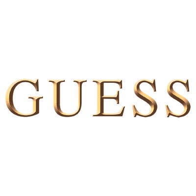 Design guess logo Fake Temporary Water Transfer Tattoo Stickers No.100354