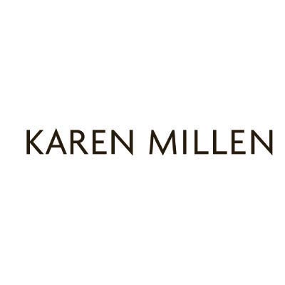 Design karen millen logo Fake Temporary Water Transfer Tattoo Stickers No.100358